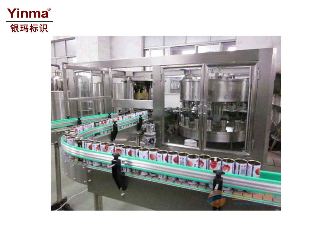 High Speed Aseptic Brick Carton Filling Machine / Bottle Filling Capping Machine