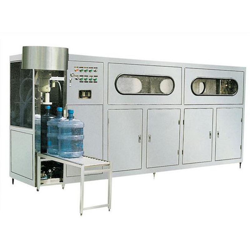 Fully Automatic Filling Machine For Fresh Juice Beverage 4000 Bottles / Hour 500 ML